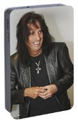 Alice Cooper Happy Portable Battery Charger