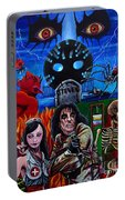 Alice Cooper Nightmare Portable Battery Charger