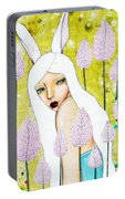 Alice In Oz Portable Battery Charger