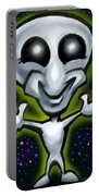 Alien Portable Battery Charger
