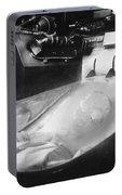 Alien Photograph Portable Battery Charger