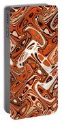 All Art Abstract #3  Portable Battery Charger