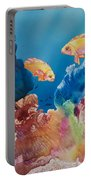 All Dressed Up Portable Battery Charger