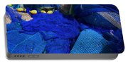 All The Blue Of The Sea Portable Battery Charger
