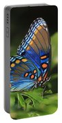 All The Colors Of The Sunset Sky Portable Battery Charger