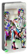 Beatle Love Portable Battery Charger