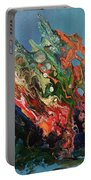 Allegorical Aftermath Portable Battery Charger