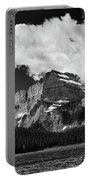Allen Mountain Towers Over Swift Current Lake Portable Battery Charger