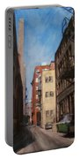 Alley 3rd Ward Portable Battery Charger