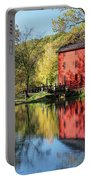 Alley Spring Mill Reflection Portable Battery Charger
