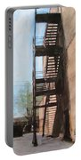Alley W Fire Escape Portable Battery Charger