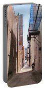 Alley W Guy Reading Portable Battery Charger