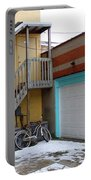 Alleyway Bike Portable Battery Charger