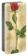 Allie's Rose Sonata 2 Portable Battery Charger by Debbie DeWitt
