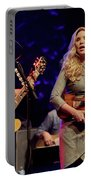 Allison Krauss With Jamey Johnson Portable Battery Charger