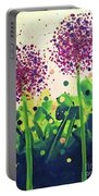 Allium Explosion Portable Battery Charger