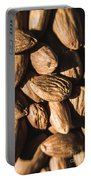Almond Nuts Portable Battery Charger