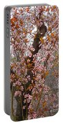 Almond Tree Flowers 05 Portable Battery Charger