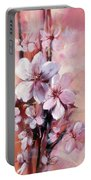 Almonds Blossom  12 Portable Battery Charger