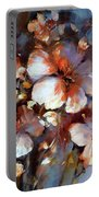 Almonds Blossom  3 Portable Battery Charger