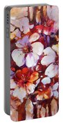 Almonds Blossom  5 Portable Battery Charger
