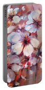 Almonds Blossom  6 Portable Battery Charger