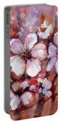 Almonds Blossom  8 Portable Battery Charger