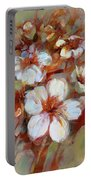 Almonds Blossom1 Portable Battery Charger