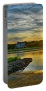 Almost Sunset In Pawleys Island Portable Battery Charger