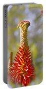 Aloe Vera Bloom Portable Battery Charger