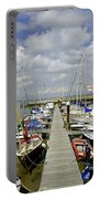 Along C Pontoon In Ryde Harbour Portable Battery Charger