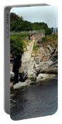 Along The Cliff Walk Trail Portable Battery Charger