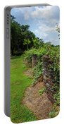 Along The Curved Wall Portable Battery Charger