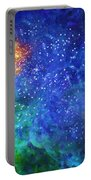 Alpha Centauri Abstract Moods Portable Battery Charger