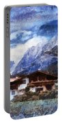 Alpine Bliss Portable Battery Charger
