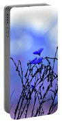 Montana Blue Bells Portable Battery Charger