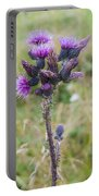 Alpine Thistle Portable Battery Charger