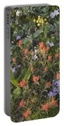 Alpine Wildflowers Hurricane Ridge 4031 Portable Battery Charger