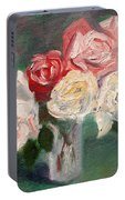 Altadena Roses Portable Battery Charger