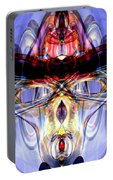 Altered States Abstract Portable Battery Charger