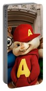 Alvin And The Chipmunks Portable Battery Charger