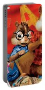 Alvin And The Chipmunks Chipwrecked Portable Battery Charger