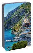 Amalfi Coast, Positano, Italy Portable Battery Charger