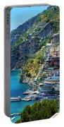 Amalfi Coast, Positano, Italy Portable Battery Charger