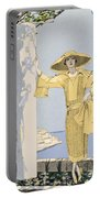 Amalfi Portable Battery Charger by Georges Barbier