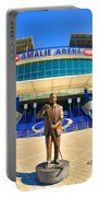Amalie Arena Portable Battery Charger