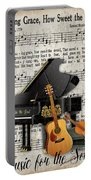 Amazing Grace-jp3513 Portable Battery Charger