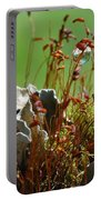 Amazing Jungle Of The Microcosm Portable Battery Charger