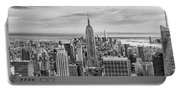 Amazing Manhattan Bw Portable Battery Charger