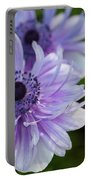 Amazing Purple Portable Battery Charger